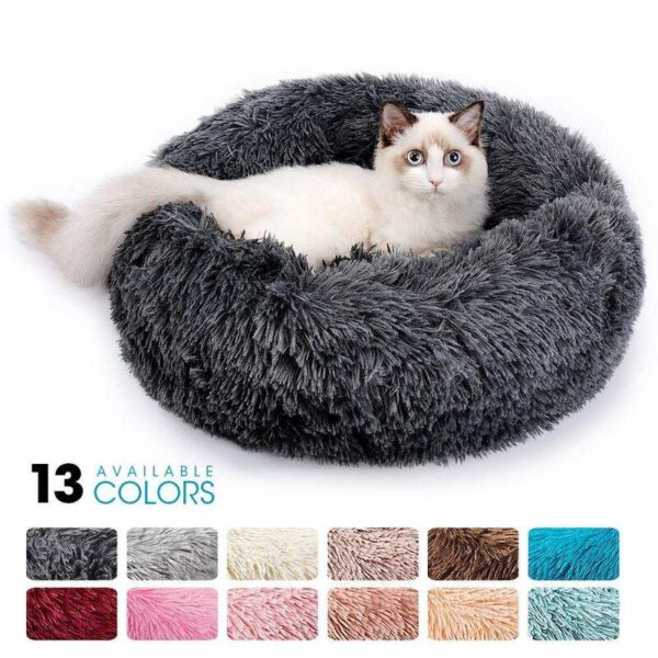 13 colors available for the anti anxiety dog bed