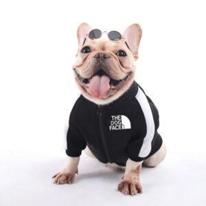 The Dog Face Jacket – Dog Sweatshirt