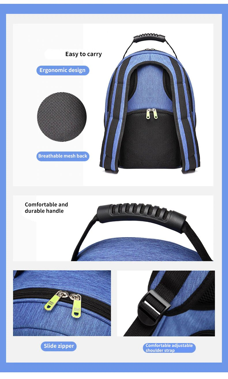 Easy To carry pet backpack
