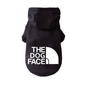 The Dog Face Hoodie – Soft Cotton Dog Hoodie