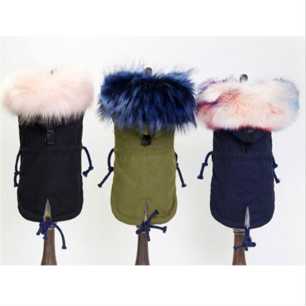 Fleece Dog Jackets