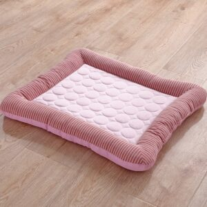Cooling Dog Bed for Small to Medium Dogs and Cats