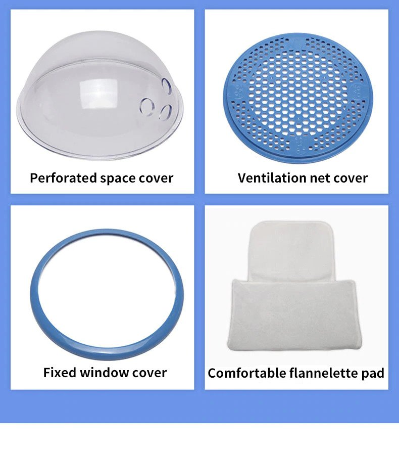 Various cover types of pet carrier backpack