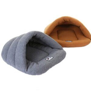Dog Cave Bed – Cozy Slippers Style Pet Bed