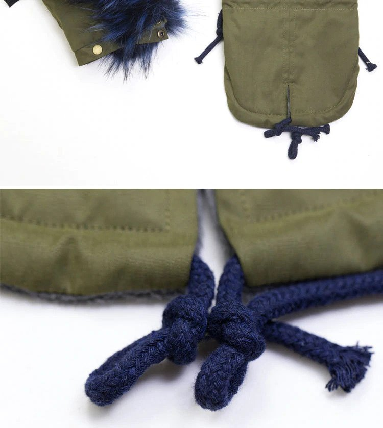 Fleece dog jackets for small dogs