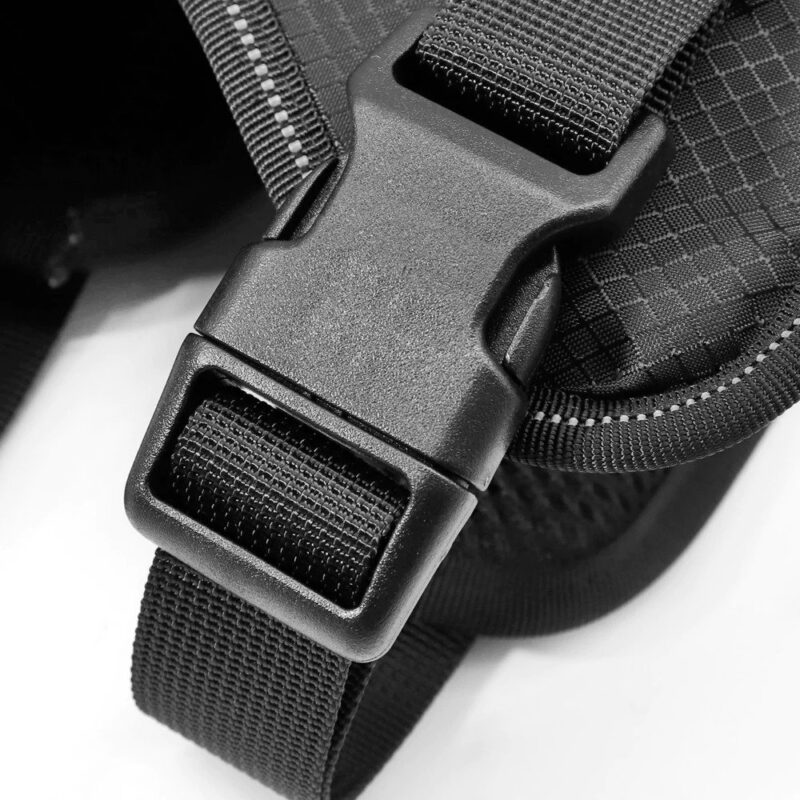 safety high quality plastic buckle of dog harness