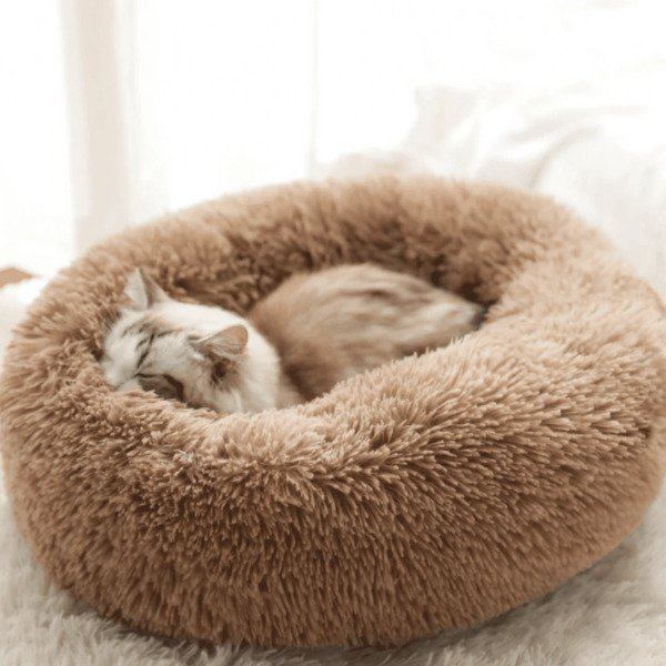 Calming Dog Bed for Cats