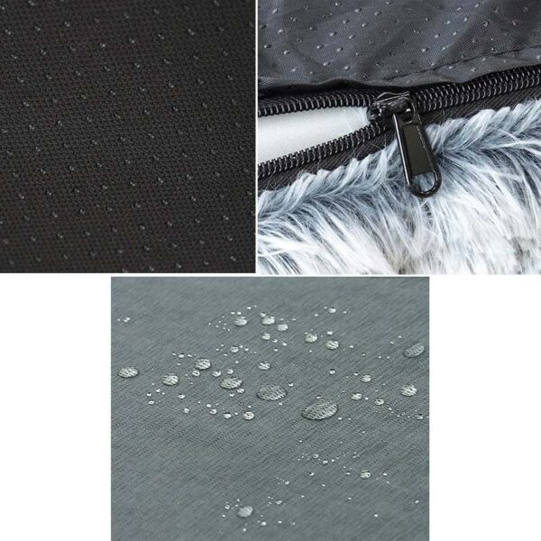 Anti Slip and Waterproof bottom on dog bed