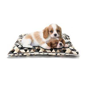Modern Pillow Dog Bed